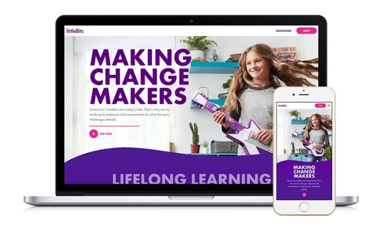 littleBits website